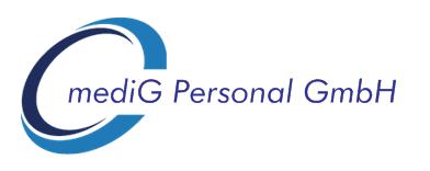 mediG Personal